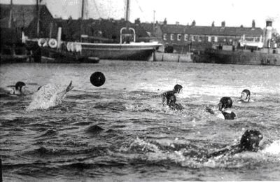 oldest waterpolo picture